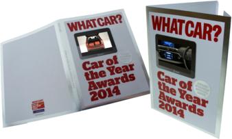 What Car - TV In A Card