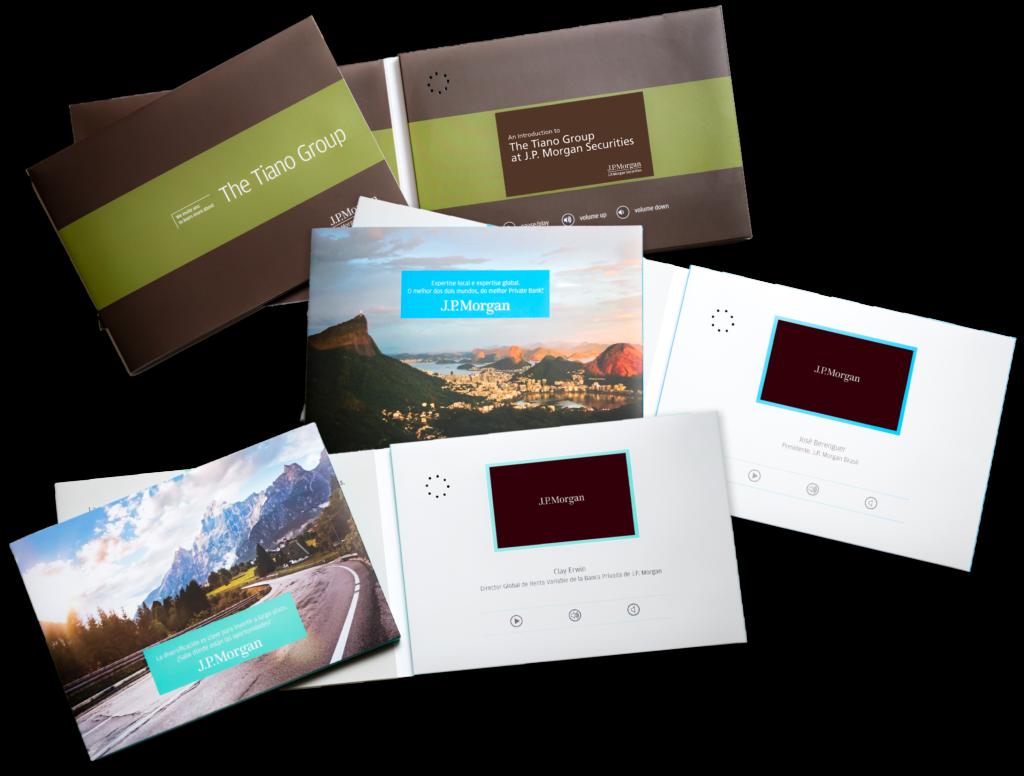 Video Brochures JP Morgan